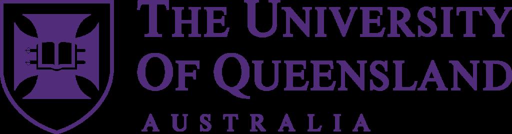 University of Queensland logo.